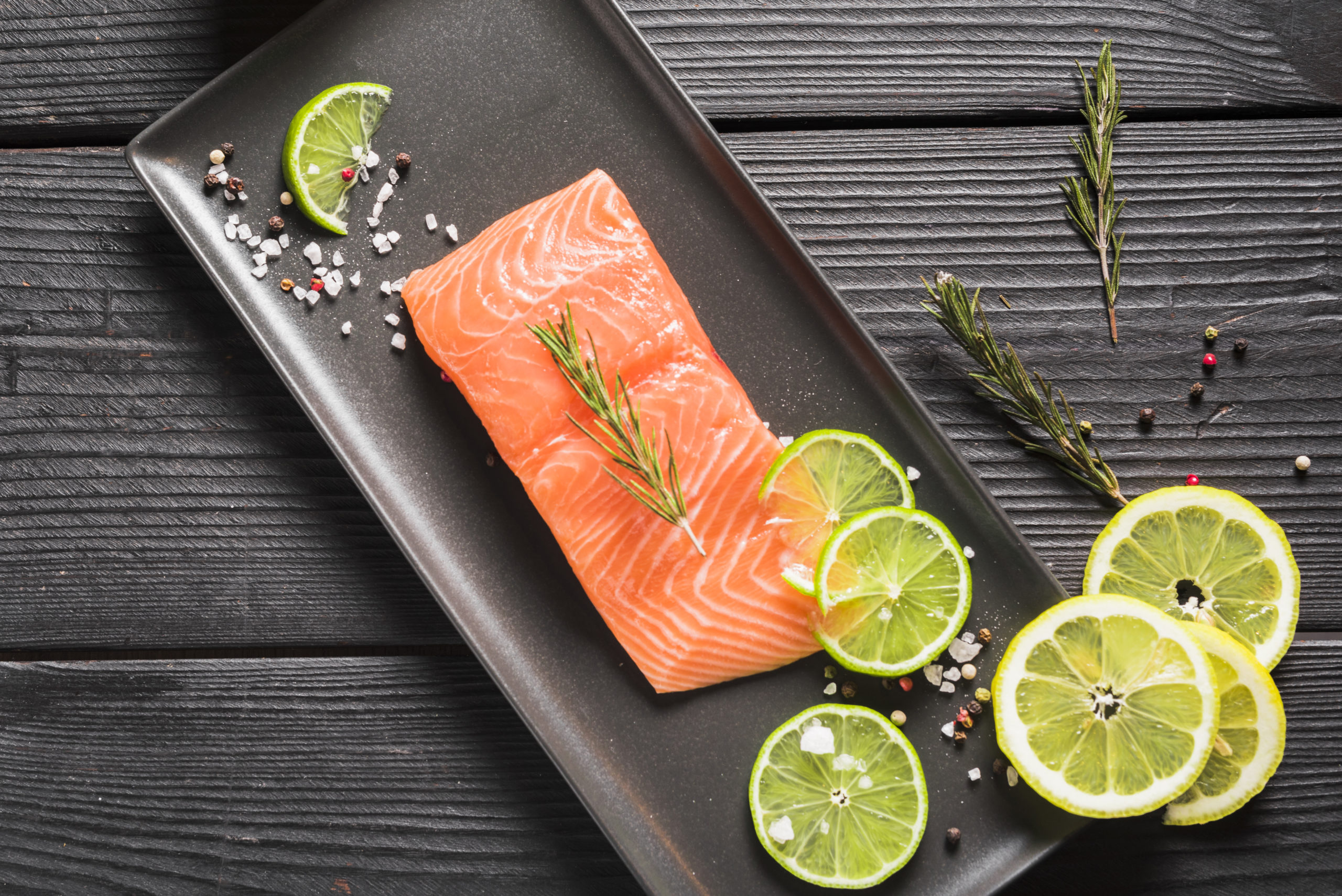 SALMON; THE PROTEIN YOU MUST ADD TO YOUR LIFESTYLE