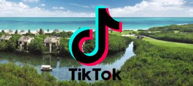Dreaming of Fairmont Mayakoba with Tik Tok