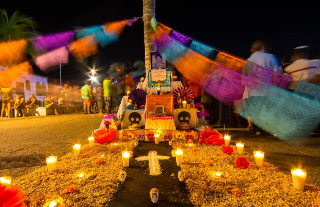 """DAY OF THE DEAD"" A MEXICAN TRADITION"