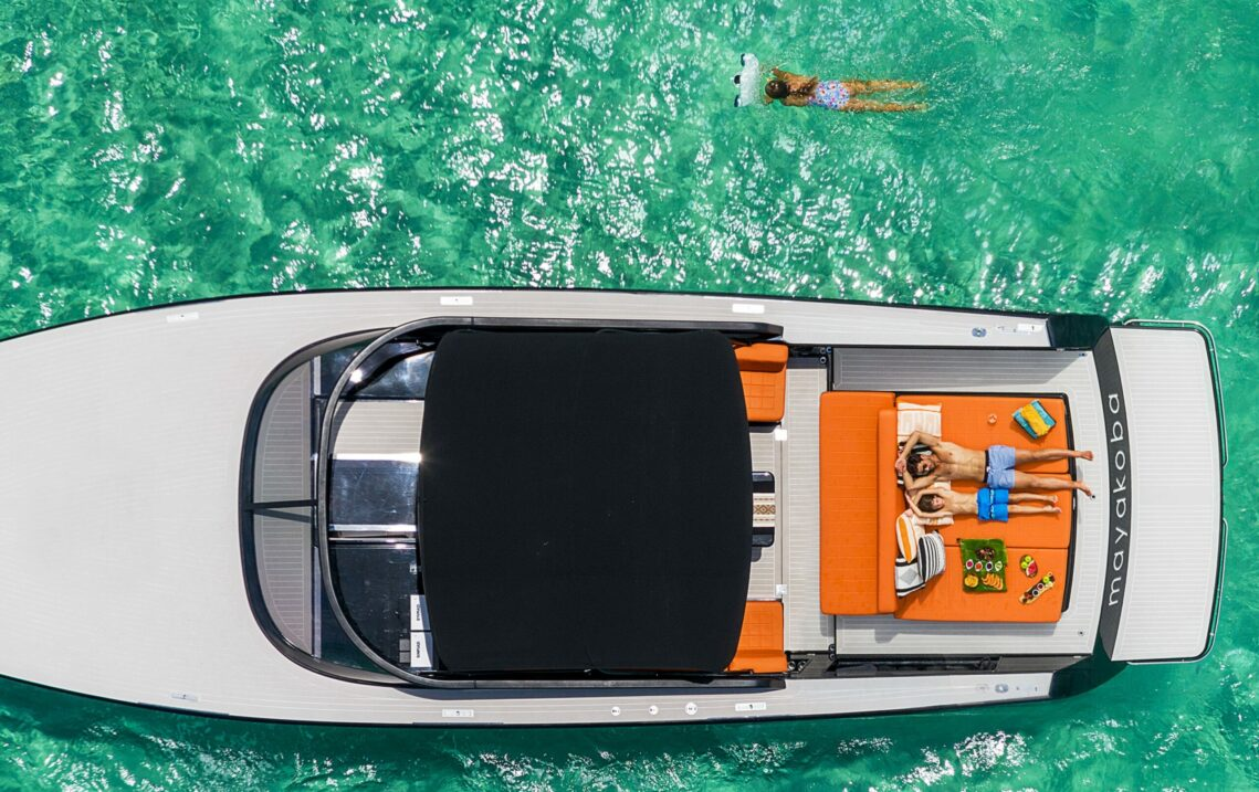 All you need is a Yacht and the Vitamin Sea