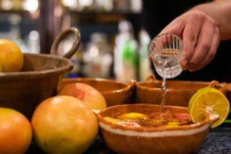 Fresh & Sweet: Tequila Cantaritos