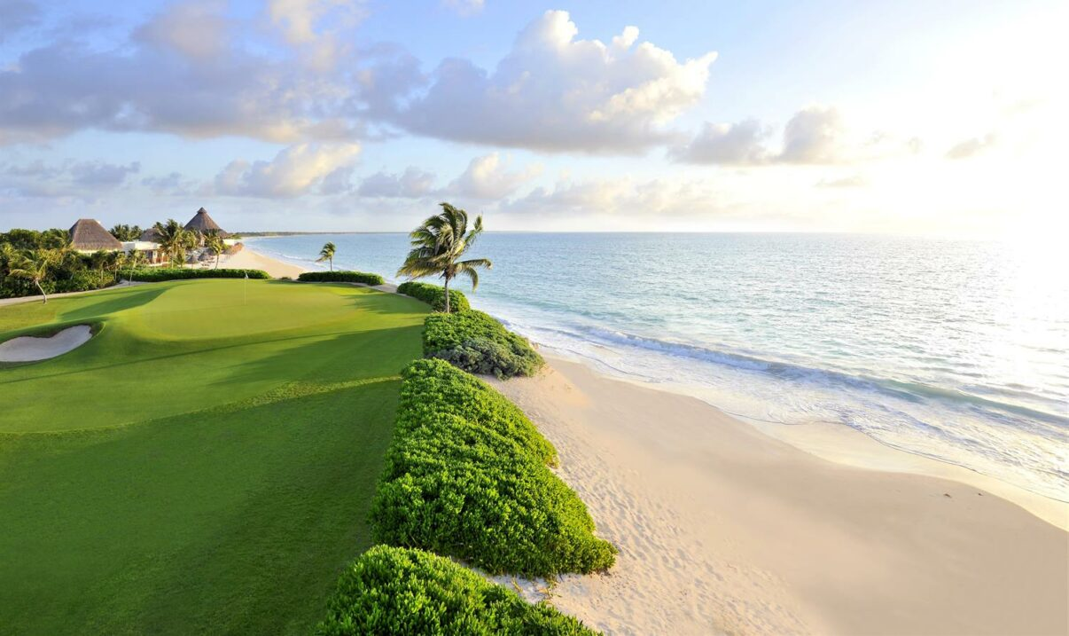 Father's Day at Fairmont Mayakoba