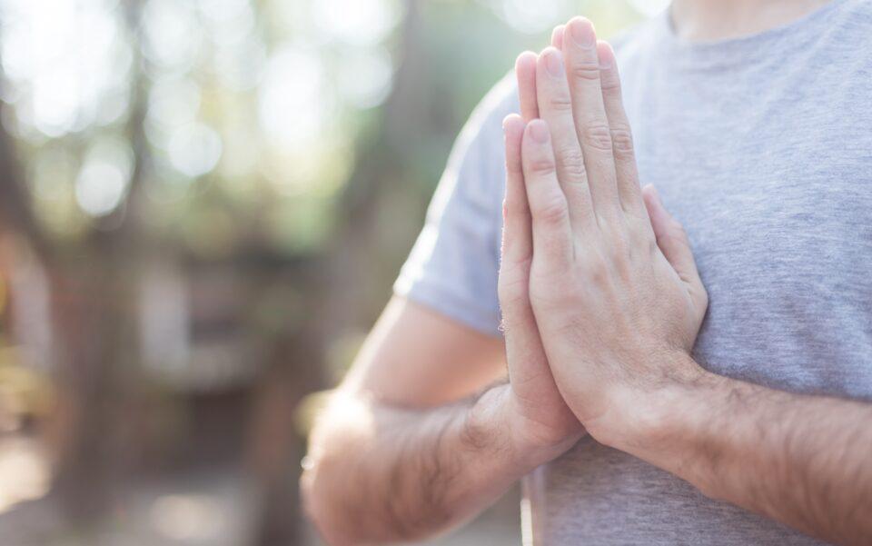 Combining Yoga & Meditation for International Yoga Day